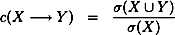 Formula for Confidence - Ch 6