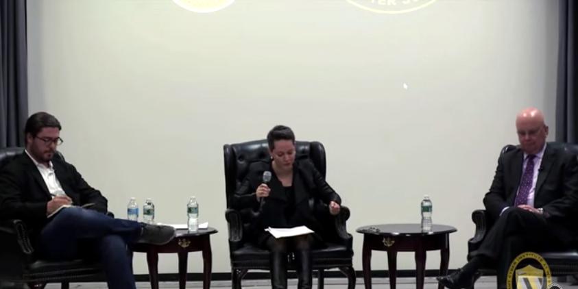 Hayden-Soghoian debate - Army Cyber Institute, West Point - 20150425